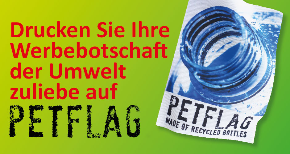 highlight fotos petflag fahne